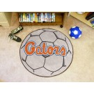 "Florida Gators 27"" Round Soccer Mat (with ""Gators"")"