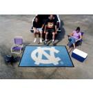 "North Carolina Tar Heels 5' x 8' Ulti Mat (with ""NC"") by"