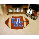 "22"" x 35"" Kentucky Wildcats Football Mat (with ""UK"")"