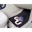 "Gonzaga Bulldogs 17"" x 27"" Carpet Auto Floor Mat (Set of 2 Car Mats)"