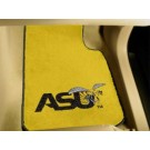 "Alabama State Hornets 17"" x 27"" Carpet Auto Floor Mat (Set of 2 Car Mats)"