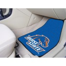 "Boise State Broncos 17"" x 27"" Carpet Auto Floor Mat (Set of 2 Car Mats)"