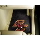 """Boston College Eagles 27"""" x 18"""" Auto Floor Mat (Set of 2 Car Mats)"""