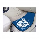 "Butler Bulldogs 17"" x 27"" Carpet Auto Floor Mat (Set of 2 Car Mats)"