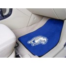 "Drake Bulldogs 17"" x 27"" Carpet Auto Floor Mat (Set of 2 Car Mats)"