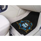 "East Tennessee State Buccaneers 17"" x 27"" Carpet Auto Floor Mat (Set of 2 Car Mats)"