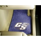 "Georgia Southern Eagles 27"" x 18"" Auto Floor Mat (Set of 2 Car Mats)"