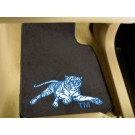 "Jackson State Tigers 17"" x 27"" Carpet Auto Floor Mat (Set of 2 Car Mats)"