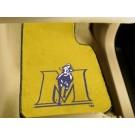 "Murray State Racers 17"" x 27"" Carpet Auto Floor Mat (Set of 2 Car Mats)"