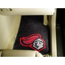 "Rutgers Scarlet Knights 17"" x 27"" Carpet Auto Floor Mat (Set of 2 Car Mats)"