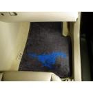 """Southern Methodist (SMU) Mustangs 27"""" x 18"""" Auto Floor Mat (Set of 2 Car Mats)"""