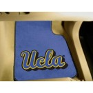 "UCLA Bruins 17"" x 27"" Carpet Auto Floor Mat (Set of 2 Car Mats)"