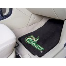 "North Carolina (Charlotte) 49ers 27"" x 18"" Auto Floor Mat (Set of 2 Car Mats)"