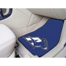 "Akron Zips 17"" x 27"" Carpet Auto Floor Mat (Set of 2 Car Mats)"