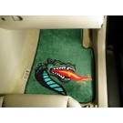 "Alabama (Birmingham) Blazers 17"" x 27"" Carpet Auto Floor Mat (Set of 2 Car Mats)"