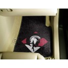 "Arkansas (Little Rock) Trojans 17"" x 27"" Carpet Auto Floor Mat (Set of 2 Car Mats)"