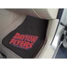 "Dayton Flyers 27"" x 18"" Auto Floor Mat (Set of 2 Car Mats)"