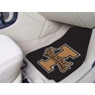 "Idaho Vandals 27"" x 18"" Auto Floor Mat (Set of 2 Car Mats)"