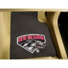 "New Mexico Lobos 27"" x 18"" Auto Floor Mat (Set of 2 Car Mats)"