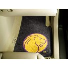 "North Alabama Lions 17"" x 27"" Carpet Auto Floor Mat (Set of 2 Car Mats)"