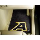 "Army Black Knights 17"" x 27"" Carpet Auto Floor Mat (Set of 2 Car Mats)"