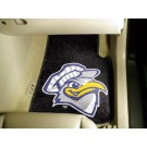 "Tennessee (Chattanooga) Moccasins 17"" x 27"" Carpet Auto Floor Mat (Set of 2 Car Mats)"