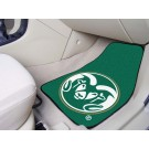 "Colorado State Rams 17"" x 27"" Carpet Auto Floor Mat (Set of 2 Car Mats)"