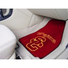 "USC Trojans 27"" x 18"" Auto Floor Mat (Set of 2 Car Mats)"