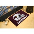"Arizona Cardinals 19"" x 30"" Starter Mat"