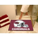 "34"" x 45"" Arizona Cardinals All Star Floor Mat"