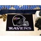 """Baltimore Ravens 19"""" x 30"""" Starter Mat"""