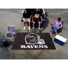 5' x 8' Baltimore Ravens Ulti Mat by