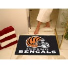 "34"" x 45"" Cincinnati Bengals All Star Floor Mat"