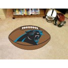 "22"" x 35"" Carolina Panthers Football Mat"