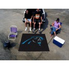 5' x 6' Carolina Panthers Tailgater Mat