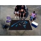5' x 8' Carolina Panthers Ulti Mat