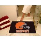 "34"" x 45"" Cleveland Browns All Star Floor Mat"