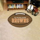 "22"" x 35"" Cleveland Browns Football Mat"