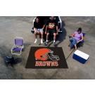 5' x 6' Cleveland Browns Tailgater Mat