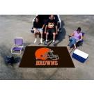 5' x 8' Cleveland Browns Ulti Mat