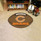 "22"" x 35"" Chicago Bears Football Mat"