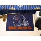 "Chicago Bears 19"" x 30"" Starter Mat"