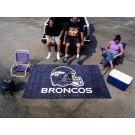 5' x 8' Denver Broncos Ulti Mat