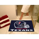 "34"" x 45"" Houston Texans All Star Floor Mat"
