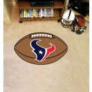 "22"" x 35"" Houston Texans Football Mat"