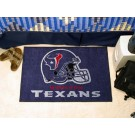 "Houston Texans 19"" x 30"" Starter Mat"