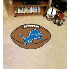 "22"" x 35"" Detroit Lions Football Mat"
