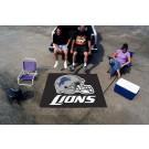 5' x 6' Detroit Lions Tailgater Mat