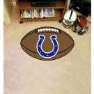 "22"" x 35"" Indianapolis Colts Football Mat"