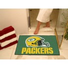"34"" x 45"" Green Bay Packers All Star Floor Mat"